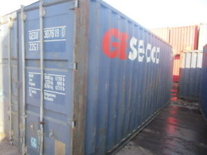 Steel Sea Containers / Storage Containers