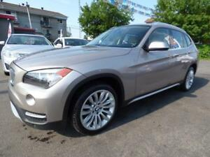 2013 BMW X1 XDRIVE 28I (TOIT PANO, CUIR, BLUETOOTH, MAGS, FULL!)