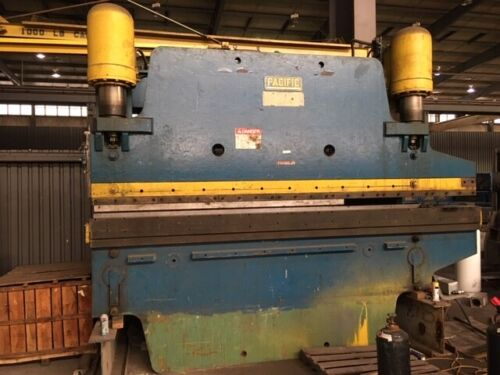 Pacific 300 Ton x 12ft Press Brake,with 2