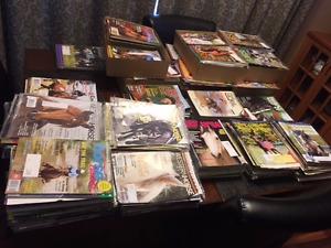 Horse Magazines!! over 500, Resources, Pictures etc.