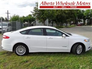 2014 FORD  FUSION SE HYBRID WE FINANCE ALL EASY FINANCE