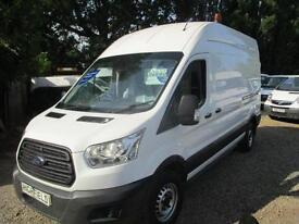 2014 Ford Transit 2.2TDCi ( 100PS ) RWD 350 L3H3 50,000 MILES GUARANTEED NO VAT