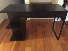 Ikea Micke Desk - Dark Brown Waterloo Inner Sydney Preview