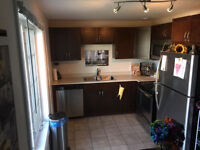 Large, modern 1 bedroom in a quiet and clean triplex