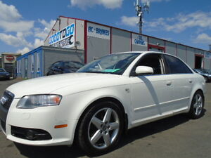2006 Audi A4 S-LINE-QUATTRO-AWD-LEATHER-SUNROOF-6 SPEED Edmonton Edmonton Area image 11