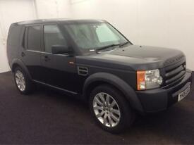 2006 LAND ROVER DISCOVERY 2.7 Td V6 DIESEL 7 SEATER SERVICE HISTORY