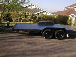 Special K Car Float Car Trailer For hire car trailer rental Stanmore Marrickville Area Preview