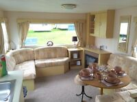 Beautiful BK Calypso For Sale : Static Caravan,Scotland,Holiday Home