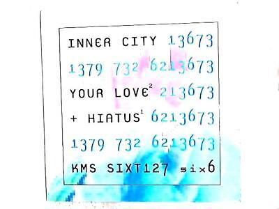Your Love / Hiatus 12in Inner City 1995 Vinyl 15293