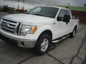 2012 Ford F-150 XLT,4x4,extended cab