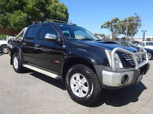 2008 Holden Rodeo Manual Dual cab Diesel 4X4 Ute Wangara Wanneroo Area Preview