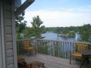 Beautiful Waterfront cottage. Labour day long wknd available!