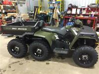 New 2014 Polaris Sportsman 800 Big Boss 6x6, $9999.00