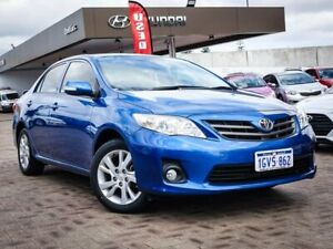 2012 Toyota Corolla ZRE152R MY11 Ascent Sport Blue 4 Speed Automatic Sedan