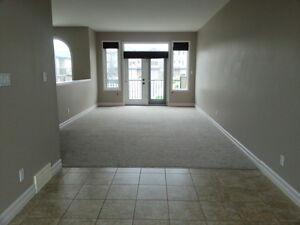 Available April 1 - Clean 3 bedroom condo near shopping