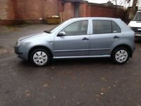 2004 SKODA FABIA 1.2 - GOOD CONDITION, DRIVES GREAT. ECONOMICAL AND RELIABLE