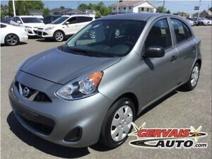 Nissan Micra S A/C 2015