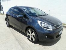 2012 Kia Rio GDi Blue 6 Speed Automatic Hatchback Chifley Woden Valley Preview