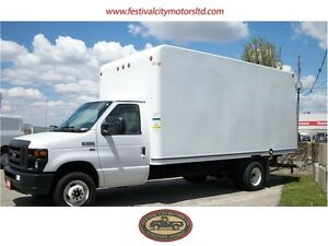 2014 Ford E-450 XL | 16' Cube | CERTIFIED