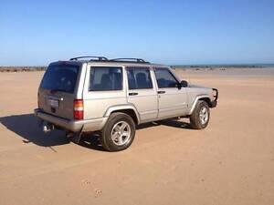 URGENT SALE 2001 Jeep Cherokee Wagon Ocean Beach Denmark Area Preview