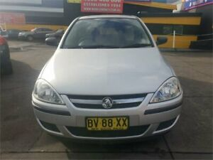 2005 Holden Barina TK Silver 4 Speed Automatic Hatchback Cardiff Lake Macquarie Area Preview