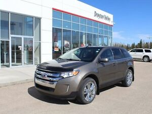 2013 Ford Edge Limited, leather, nav, roof