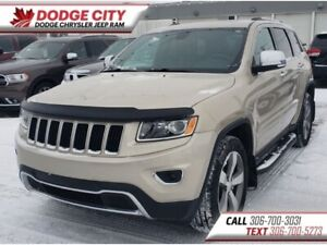 2015 Jeep Grand Cherokee Limited 4x4 | Htd.Leather, Rem.Start, N