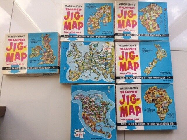 Vintage puzzles | Stuff for Sale Gumtree