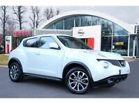 Nissan Juke 1.6 16v Tekna PETROL MANUAL 2014/14