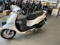 Yamaha XC 115 S DELIGHT Superb little bike NEW MOT