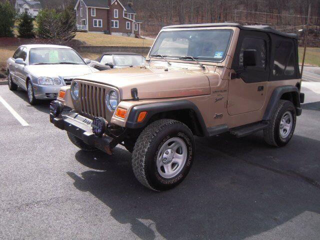 Imagen 1 de Jeep Wrangler  tan