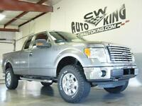 2012 Ford F150 XLT-XTR / Lifted / Rubber / Loaded 4x4