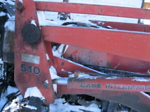CASE TRACTOR 5130