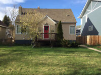 4 Bedroom Main floor house, close to U of A