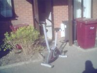 YORK ELECTRIC EXERCISE BIKE