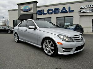 2012 Mercedes-Benz C350 4MATIC AMG STYLING PKG.