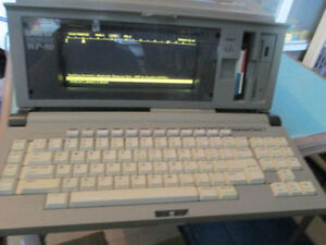 VINTAGE BROTHER WP-80 WORD PROCESSOR/COMPUTER RARE