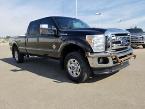 2015 Ford Super Duty F-350 SRW Lariat (Remote Start, Nav, Traile