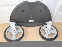 Stokke Xplory V1,V2,V3 wheels in VGC-can post