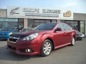 Subaru Legacy 2.5i Convenience Package 2013