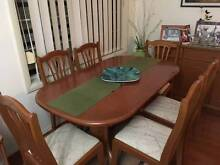 Dinning Table ,chairs,TV cabinet and Side board package Oyster Bay Sutherland Area Preview