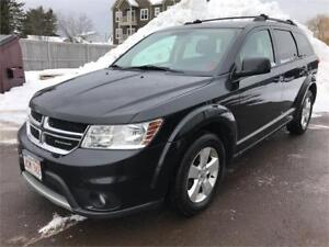 2012 Dodge Journey SXT - IMMACULATE ONE OWNER !!!