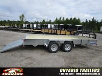 2016 Sure-Trac Galvanized High Side Utility