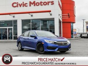 2018 Honda Civic LX - HEATED SEATS, BACK UP CAMERA, BLUETOOTH