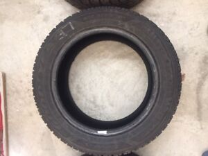 Goodyear used Winter Tires 205/55R16  91T  - 2 Tires $150