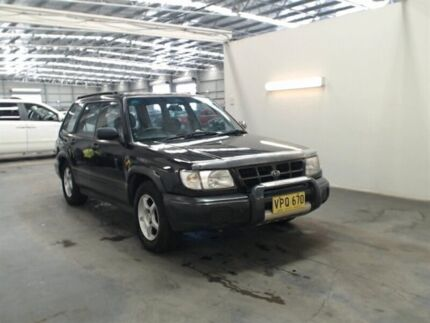 1998 Subaru Forester RX Limited 5 Speed Manual Wagon