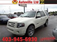 2008 Ford Expedition Limited leather roof back up camera $9988