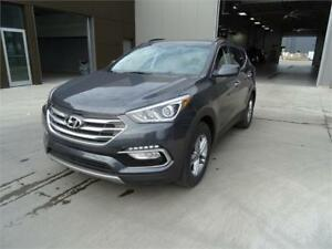 Managers Demo  2018 Hyundai Santa Fe Sport was $32851 now $25888