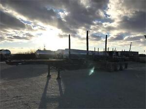 Anser Tri Axle Log Trailer