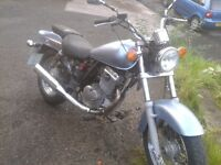 for sale suzuki marauder 125 please read full ad....